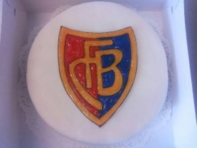 FCB Torte