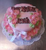 Happy Birthday Torte 1