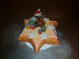 Stern - Torte